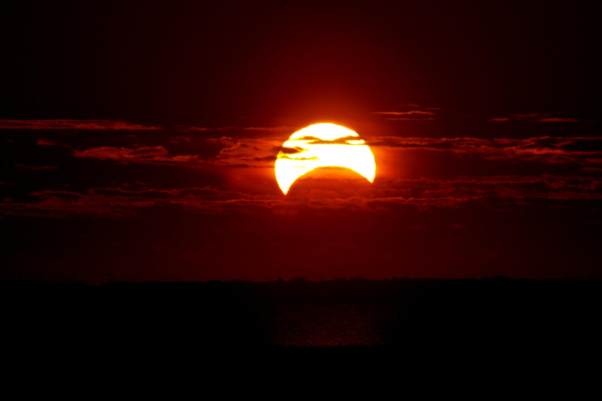 Solar Eclipse, Part 2