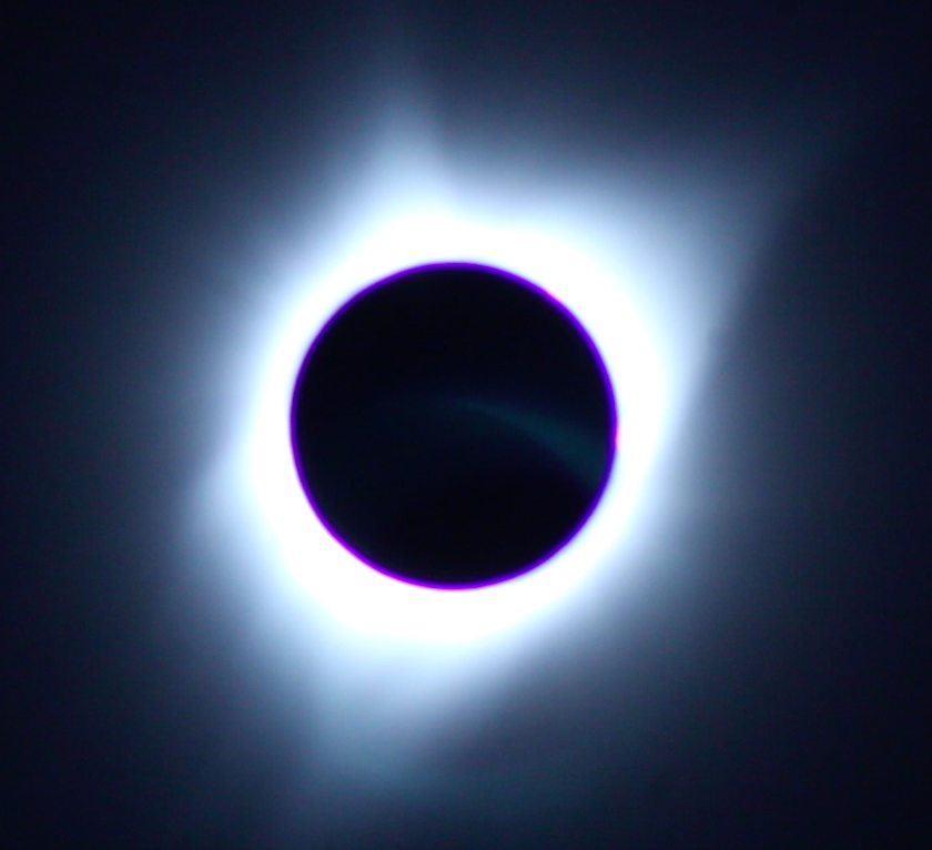 Solar Eclipse in Retrospect