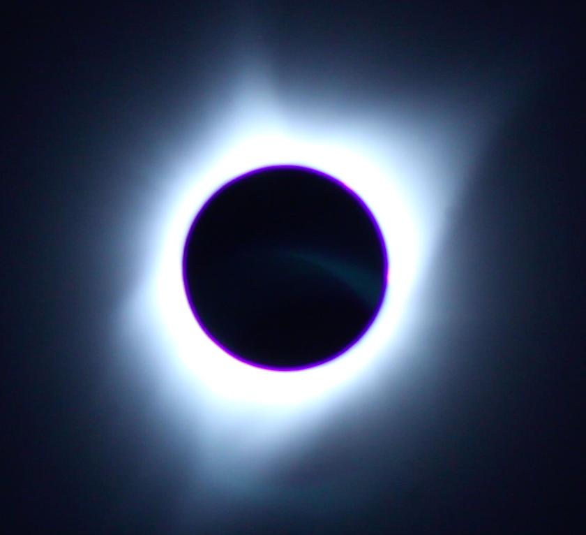 Solar Eclipse in Retrospect