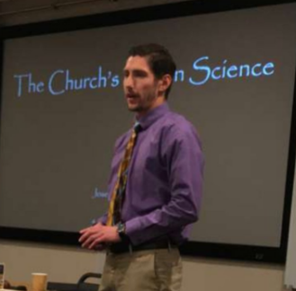 The Church's Role in Science