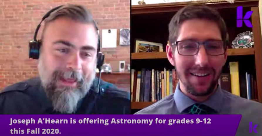 Astronomy Interview